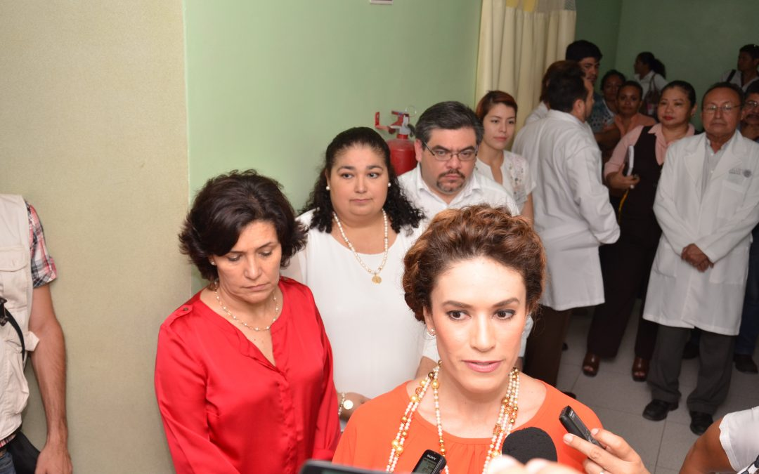 Gira de trabajo en el municipio de Carmen