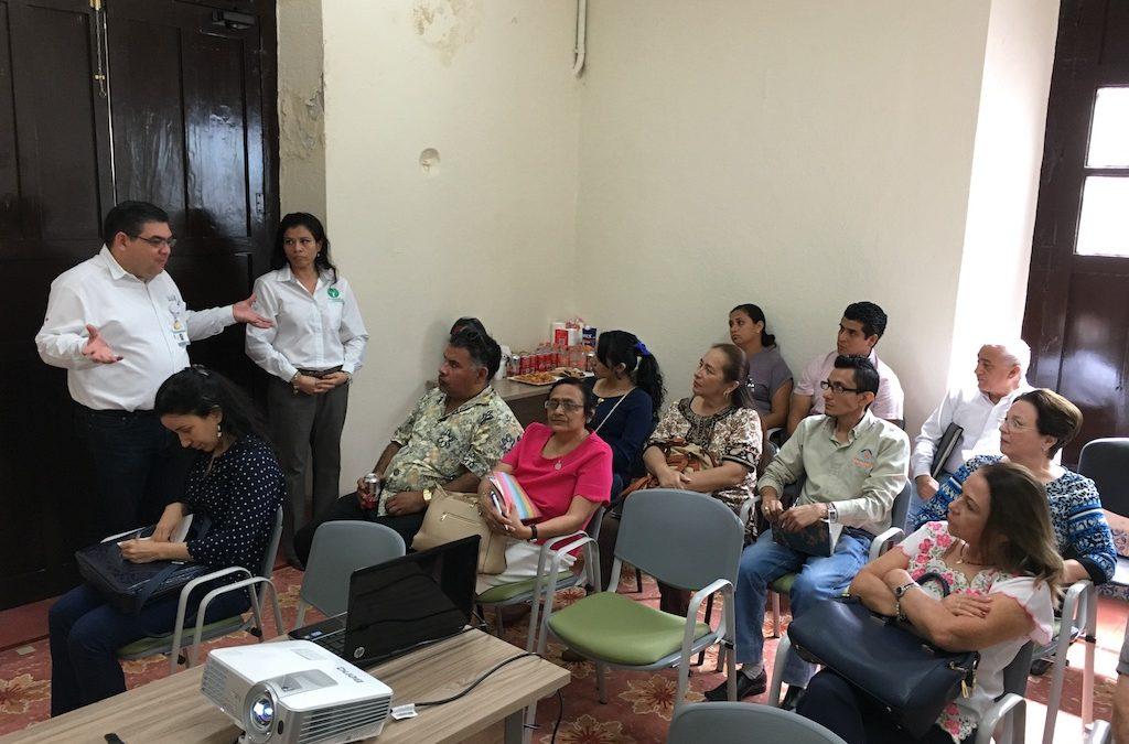 Reunión con Organizaciones de la Sociedad Civil del Estado