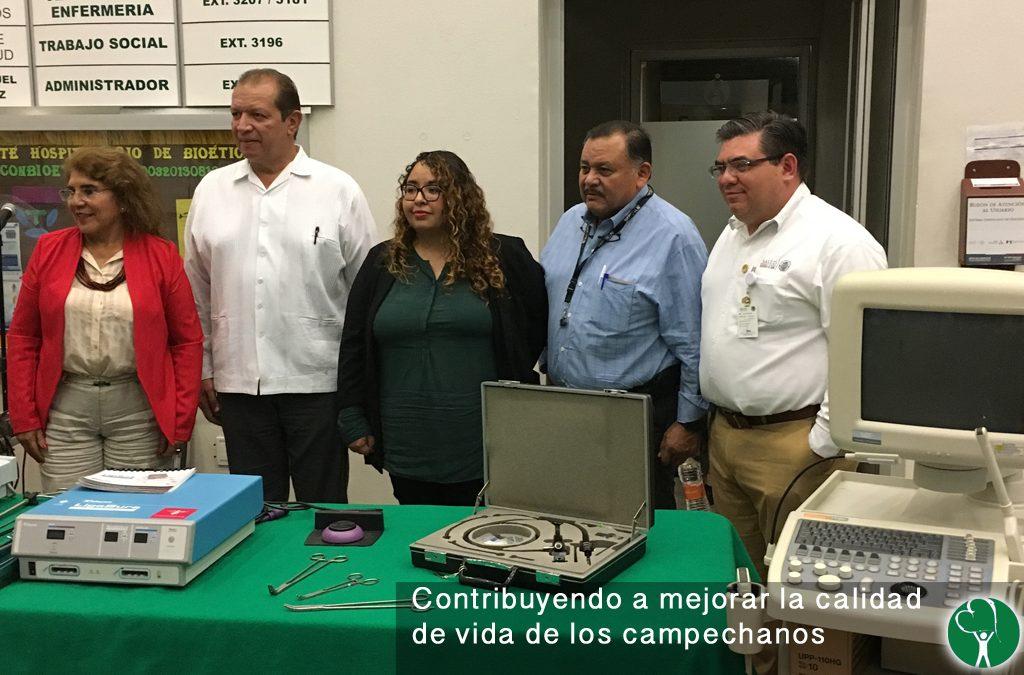 25 años de ABP Campeche – 4 – Avances de la actual administración (2018)