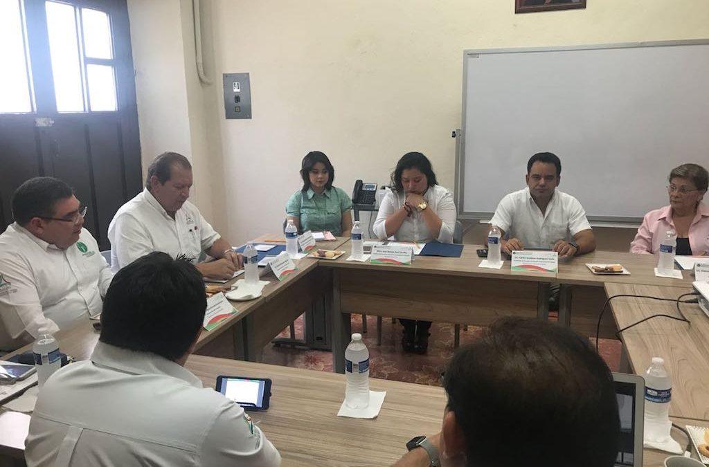 Primera sesión ordinaria 2018 del patronato de la ABP Campeche