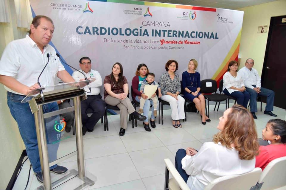 Campaña 2019 de Cardiología Pediátrica