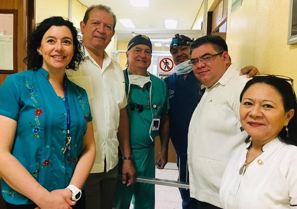 Campaña de Labio y Paladar Hendido de «Médicos por una sonrisa»