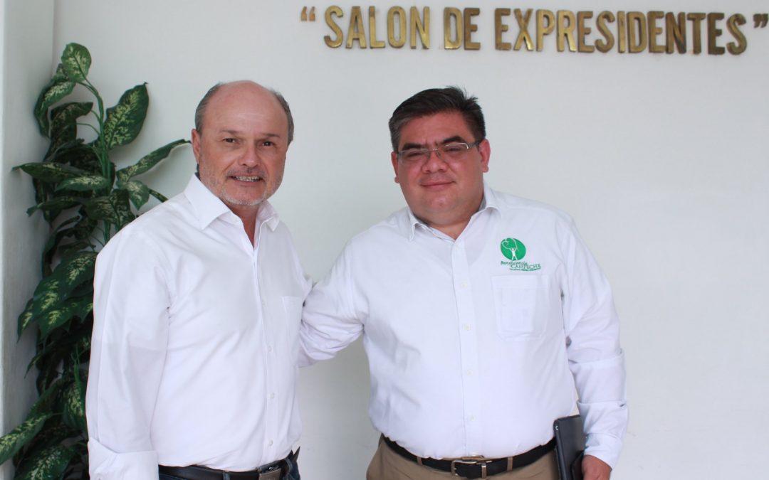 Reunión con el CCE Campeche