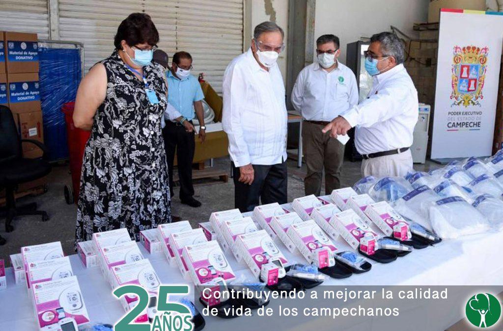 25 años de ABP Campeche – 6 – Avances de la actual administración (2020)
