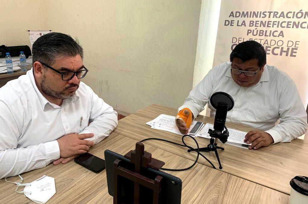 Primera Sesión Ordinaria 2021 del Patronato de la ABP Campeche