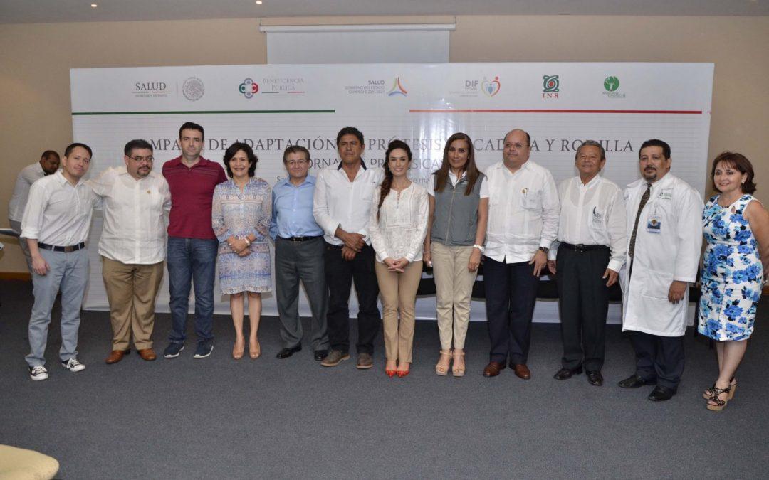 Programa «Jornadas Protésicas»