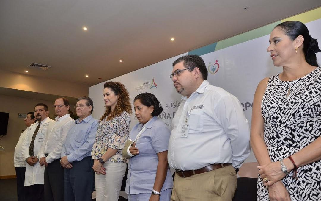 Clausura de la 4a Campaña de Cirugía Extramuros de Túnel del Carpo