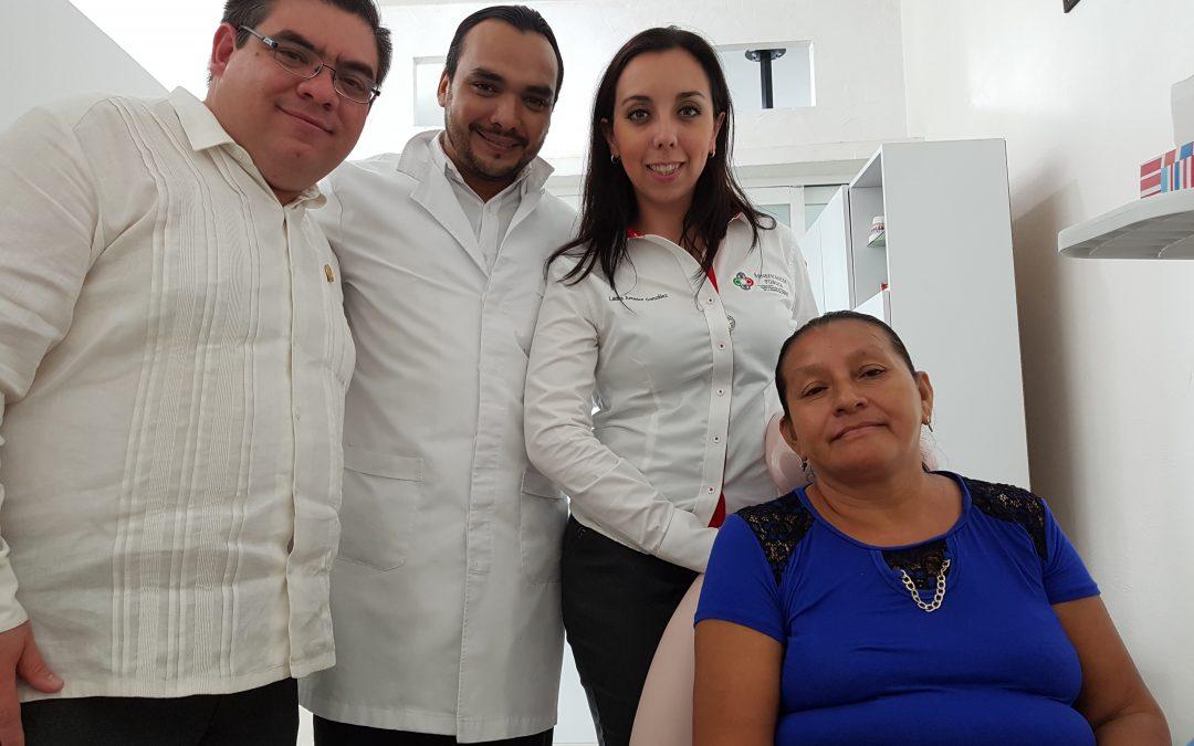 Visita de supervisión del programa «Para Comer Mejor»
