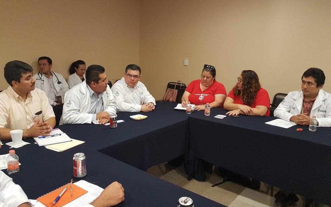 Visita Fundación Project C.U.R.E. y Curando México A.C.