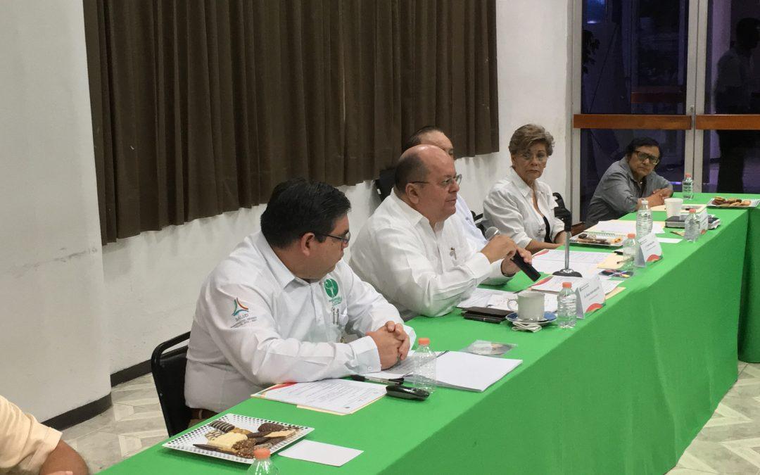 Sesión Ordinaria del Patronato de la ABP Campeche