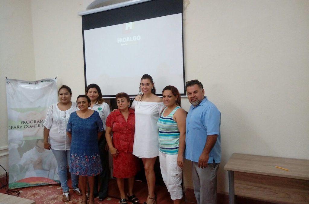 Curso para las OSC por el Instituto Hidalguense para la Participación Social