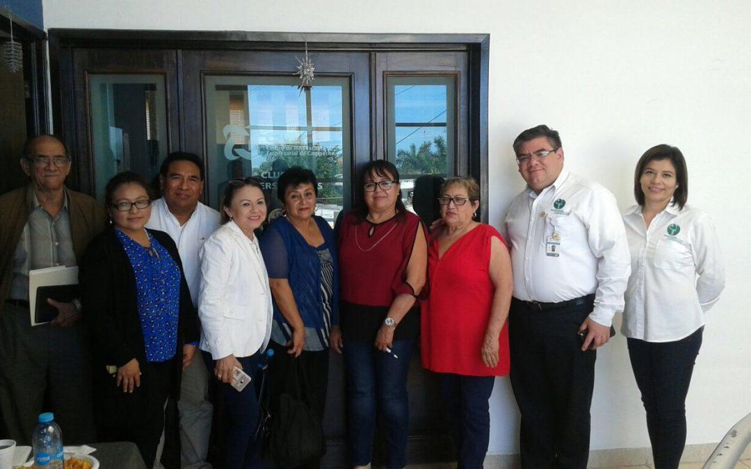 Sesión ordinaria de la Junta Estatal de Asistencia Privada