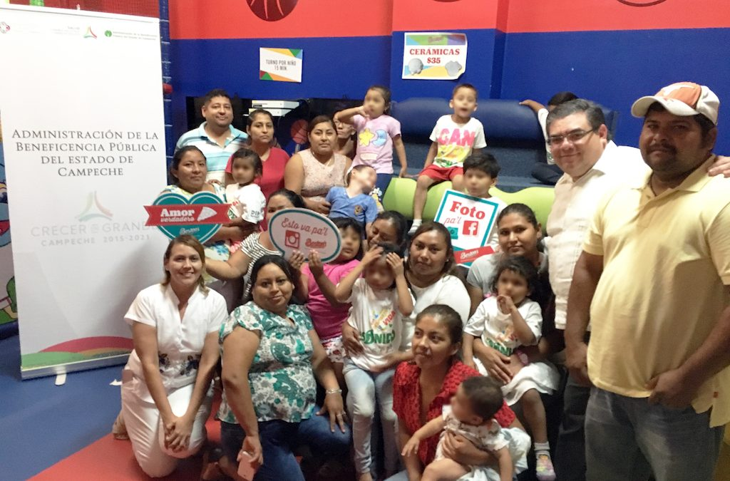 Convivencia de Niños con Implante Coclear del Estado de Campeche