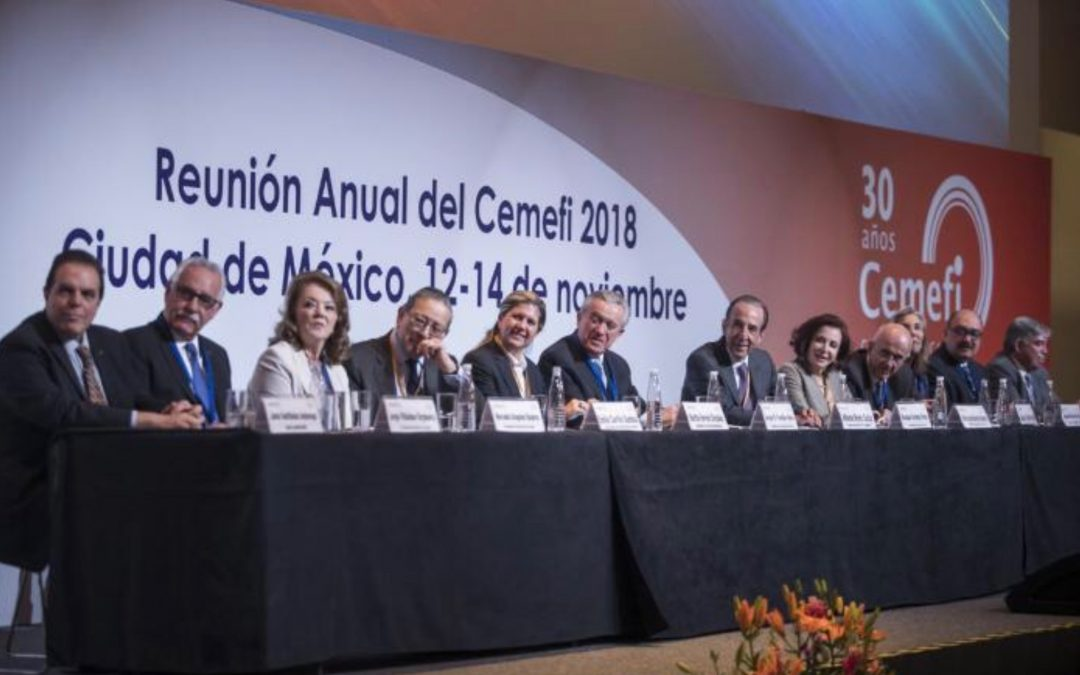 Reunión Anual del CEMEFI