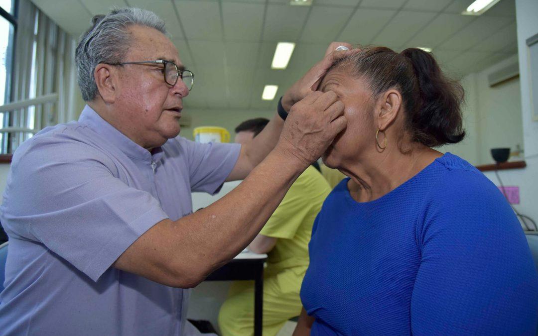 Campaña 2019 de los programas de Labio y Paladar Hendido y Prótesis Maxilofacial (UNAM)