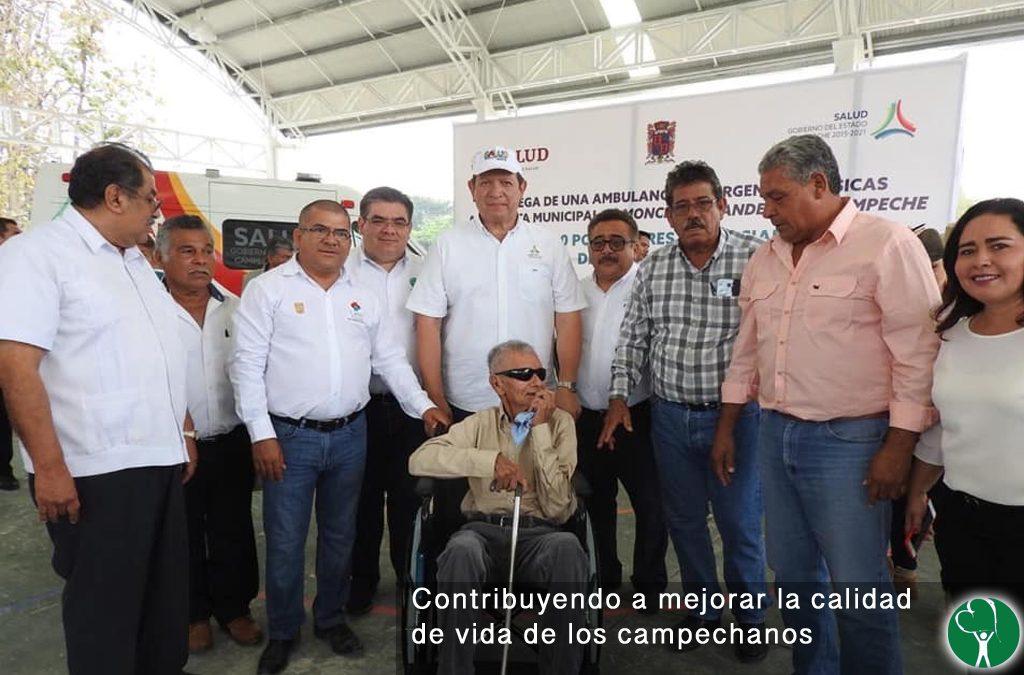 25 años de ABP Campeche – 5 – Avances de la actual administración (2019)