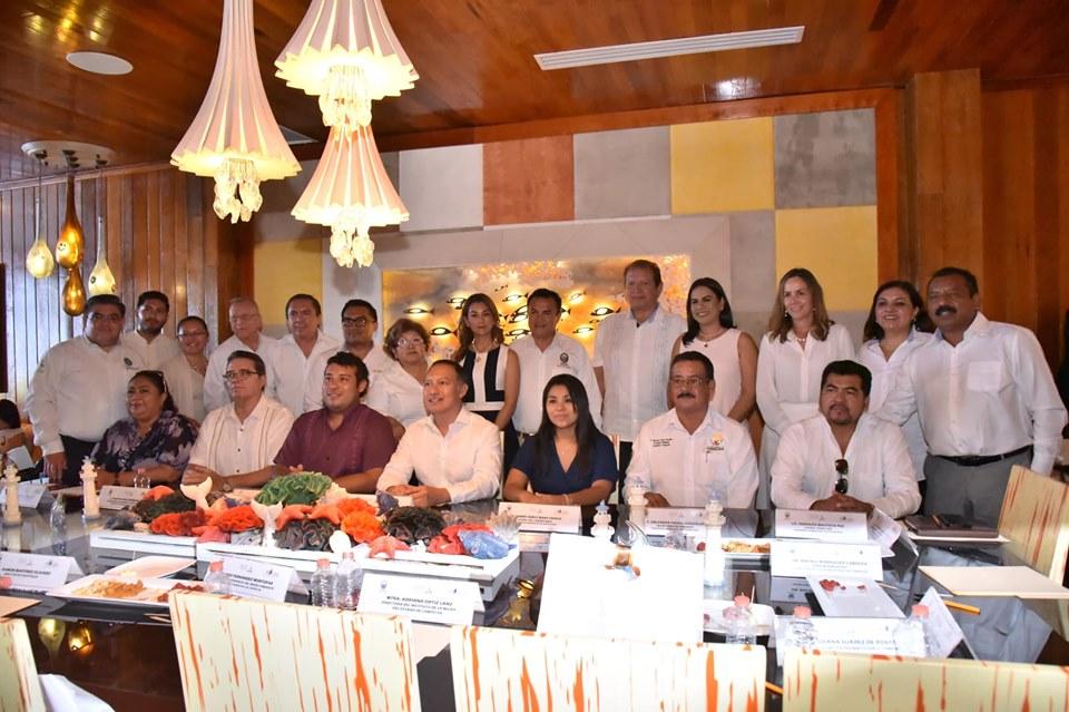 IV Reunión de la Red Campechana de Municipios por la Salud