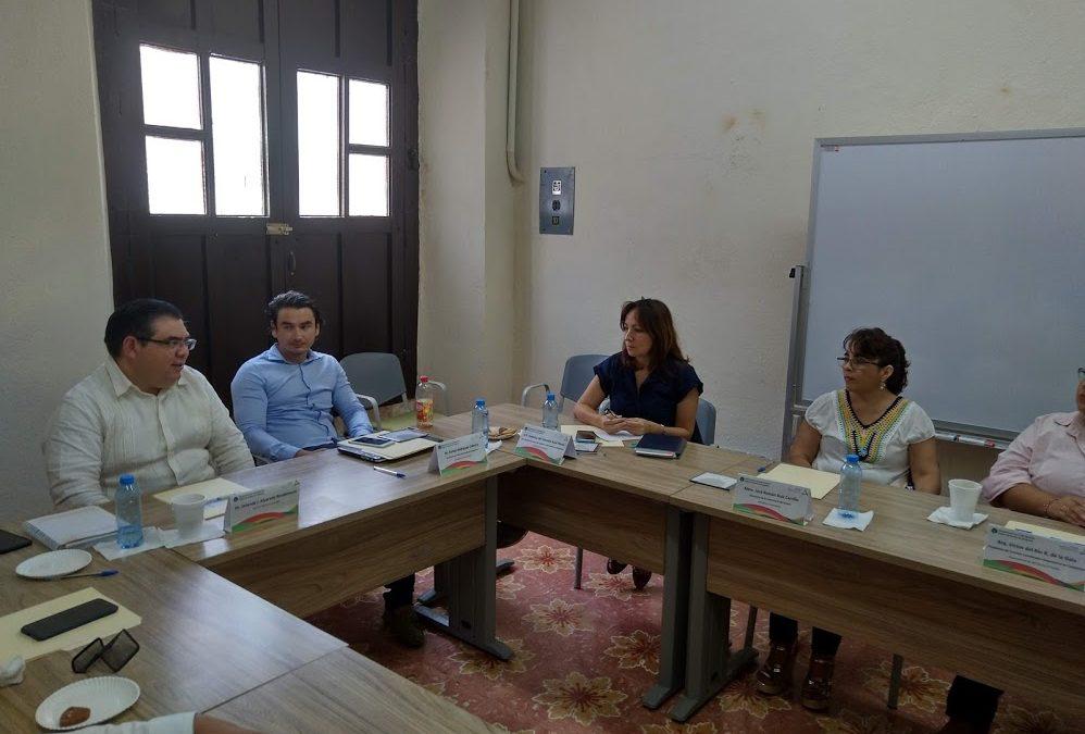 Segunda sesión ordinaria 2019 del Patronato de la ABP Campeche
