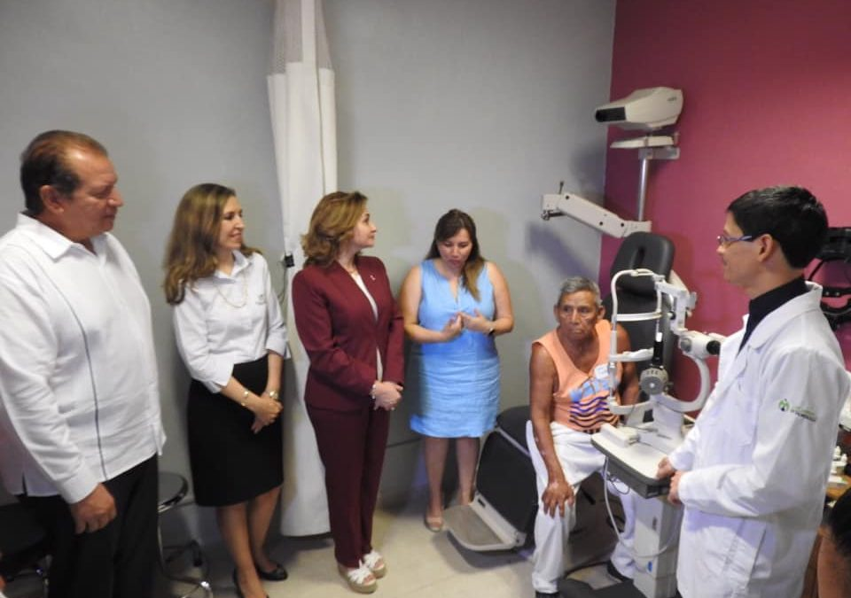Jornada de valoraciones del programa de Cirugía de Cataratas