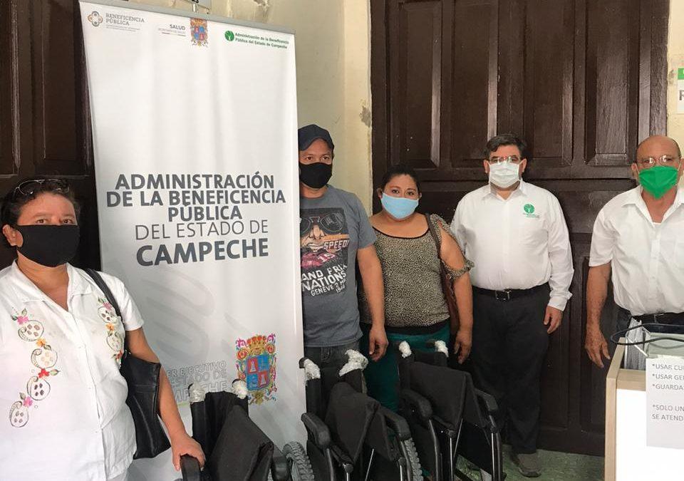 Continuidad de los servicios de ABP Campeche