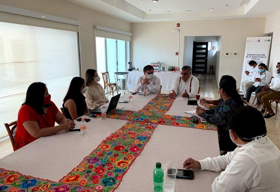 Reunión Regional Sur Sureste de Beneficencias Públicas Estatales
